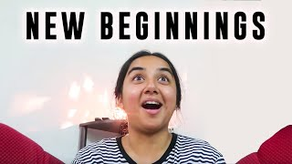 NEW BEGINNINGS ♥️ | #RealTalkTuesday | MostlySane