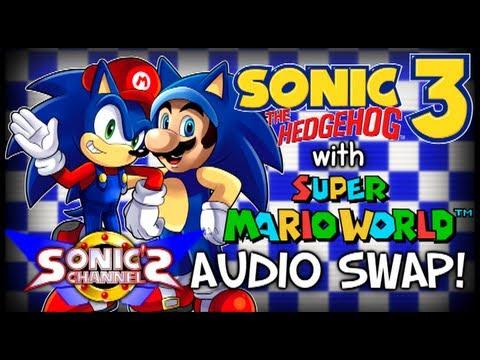 SC Sound Swap: Sonic 3 w/Super Mario World SFX