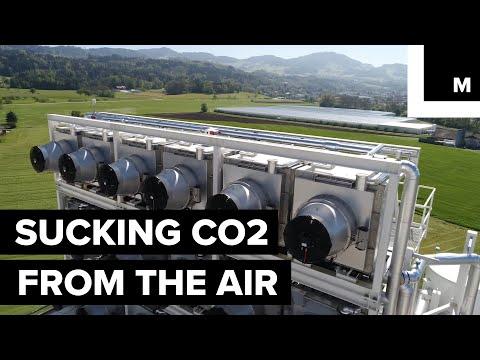 Clean air machine