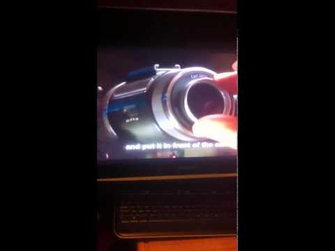 How to make X-ray vision camera