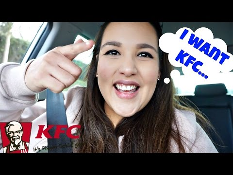 Pregnancy Cravings | KFC | VLOG 27