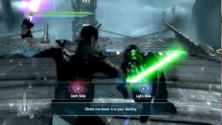 Star Wars The Force Unleashed 2 Final BOSS