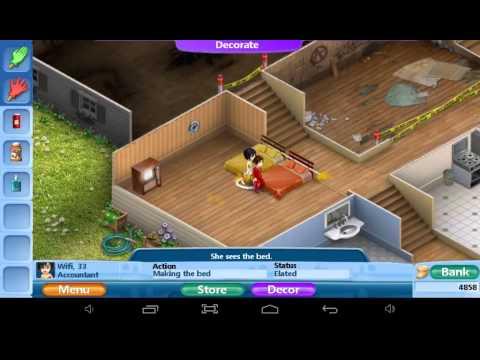 Virtual families 2 video 38