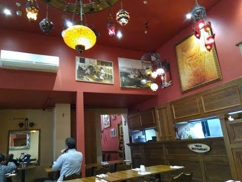Restaurant Troia, London, UK in 360-3D
