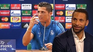 Cristiano Ronaldo's Comments About Messi, Suarez & Neymar  - Rio's Reaction That They 'Didn't Speak'