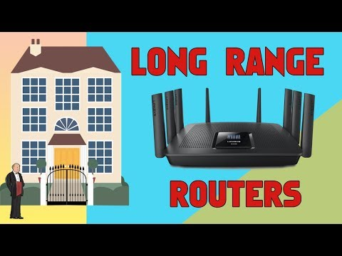 Best Long Range Wireless Routers   Best Wireless Routers For A Large Home