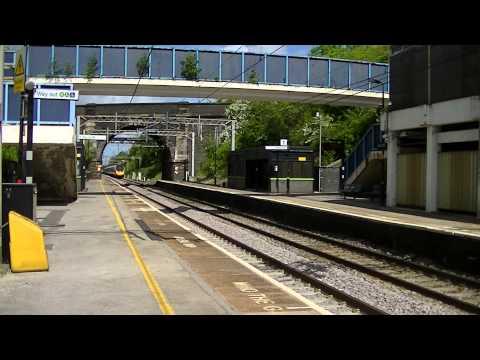 Trains at Hartford 01/06/13