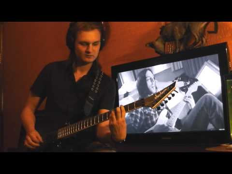 Bullet for my valentine - Hearts burst into fire (Guitar cover by Grahf)