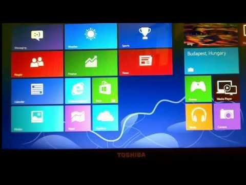 How to boot from a CD/DVD, or USB drive using Windows 8.