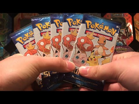 Rockruff? Pokemon Promo Cards in Fruit Roll Ups! Pack Opening Sun and Moon Cards!