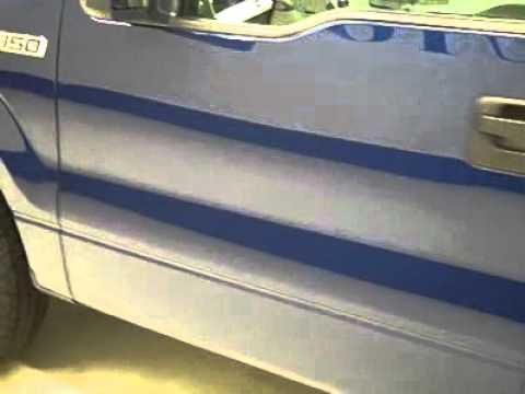 2010 Ford F-150 SUPERCREW-SHORT-XLT-4WD-CD PLAYER-E85-1 OWNER - J2258