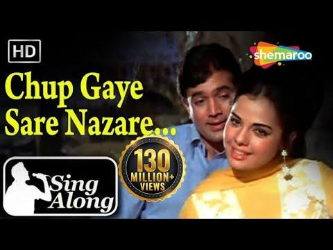 Xxx Mp4 Chhup Gaye Saare Nazaare HD Lata Rafi Karaoke Song Do Raaste Rajesh Khanna Mumtaz 3gp Sex