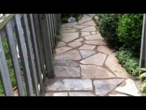 FlagStone Walkway.MOV