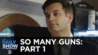Switzerland: So Many Guns, No Mass Shootings | The Daily Show