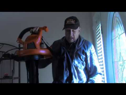 Black & Decker BV6000 Vacuum and Mulcher Review
