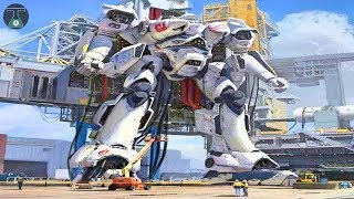 8 Coolest Giant Robots that Actually Exist!