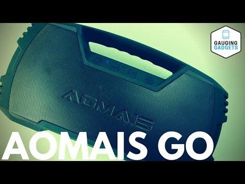 AOMAIS GO Bluetooth Speaker Review