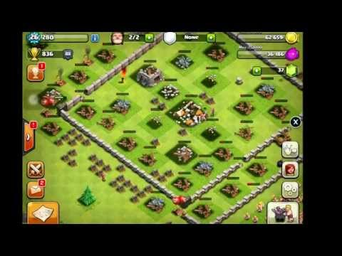 How to get unlimited troops in clash of clans iOS 8