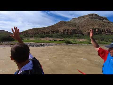 Big Bend River Trip