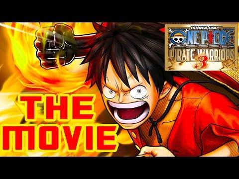 Xxx Mp4 One Piece Pirate Warriors 3 THE MOVIE 2015 All Cutscenes HD 3gp Sex