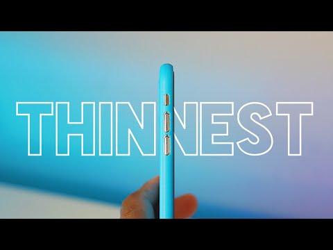 World's Thinnest iPhone Case