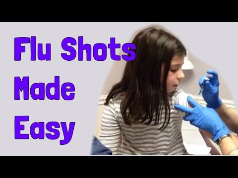 How To Help Kids Who Have Anxiety About The Doctor & Shots