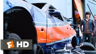 The Fast and the Furious: Tokyo Drift (9/12) Movie CLIP - Building the Car (2006) HD