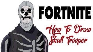 Fortnite Skull Trooper Fr Paolo Morrone
