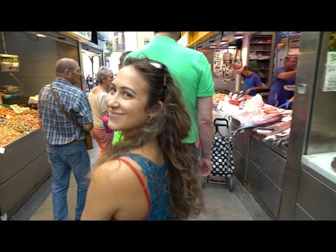THAT TASTES PRETTY GOOD! MÁLAGA SPAIN -  Mercado Atarazanas