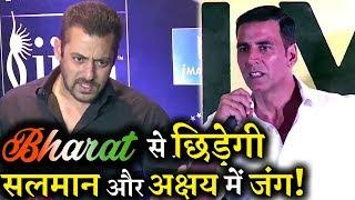 Salman Khan And Akshay Kumar's New Fight Begin with BHARAT!