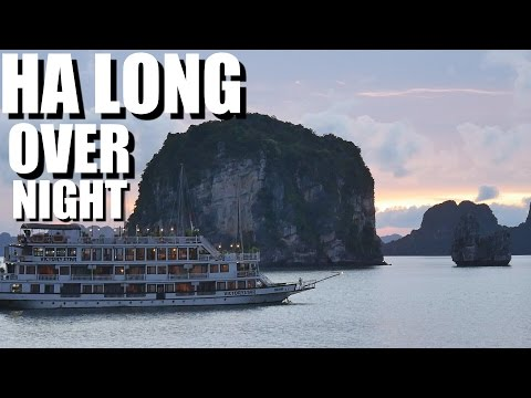 Ha Long Bay Over Night is WORTH IT. Here's Why