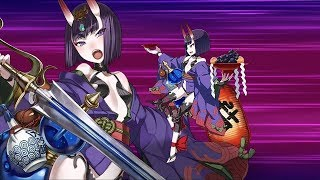 FGO Servant Spotlight: Shuten Douji Analysis, Guide and Tips - getplaypk