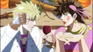 joseph joestar being the funniest jojo for nearly 8 minutes