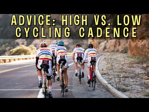 Advice: Cycling Cadence: High vs Low Cadence