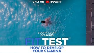 How to develop stamina | Fit Test | Episode 4 | Fitness Series
