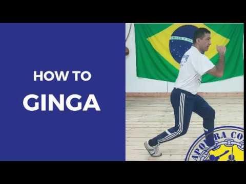 Ginga   How to do the Capoeira Ginga  Capoeira Basic Moves