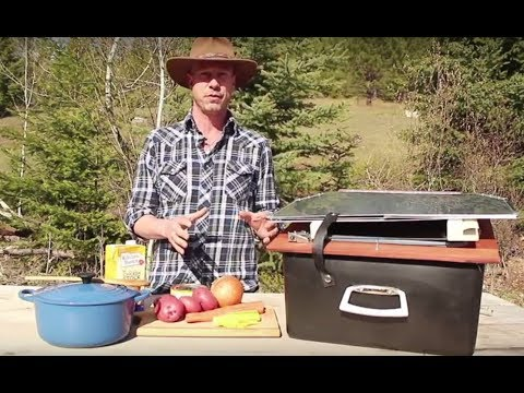 Cooking Off Grid | Rocket Stove | Solar Oven | Gas stove