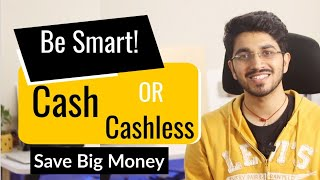Cash vs Cashless spending | Save Big Money | For all students