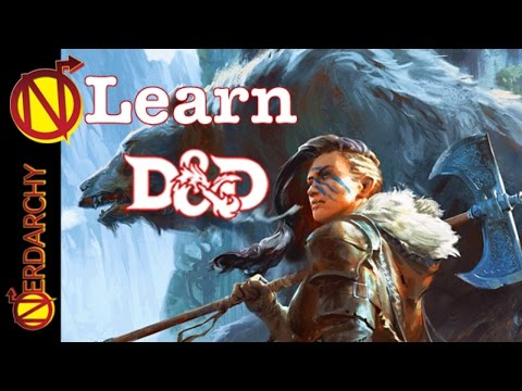 Intro into D&D Races- The Human| How to Play Dungeons and Dragons
