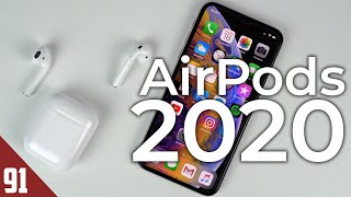 AirPods in 2020 - worth buying? (Review)