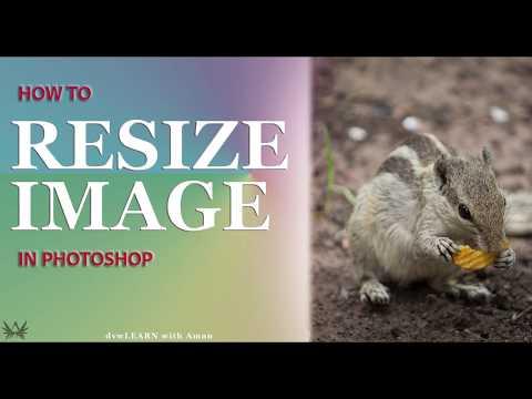 Photoshop Image Resize without Losing Quality