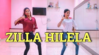 Zilla Hilela - Dance Video | Sidharth Malhotra | ELLI AVRRAM |