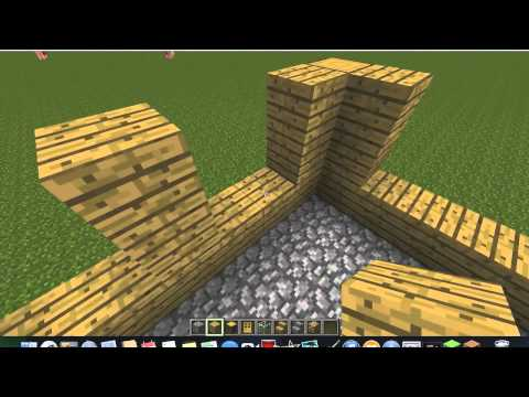 How To Build A Minecraft Small House (Easy)
