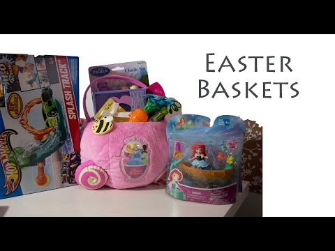 Easter Basket Haul 2016 on the cheap