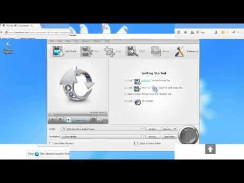 VQF Converter Mac/Windows -Convert VQF to MP3, AC3, WAV, WMA, M4A on Mac or Windows