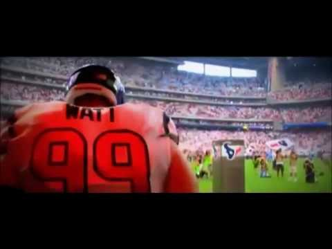 JJ Watt IS the NFL's MVP