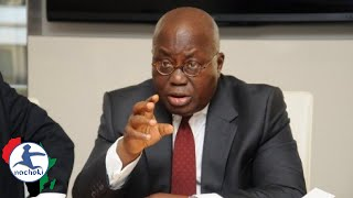 Africa Beyond Aid Ghanaian President Tells The West To Keep Their Money