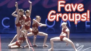 Carmodance - Top 20 Mini And Junior Groups Of 2016!