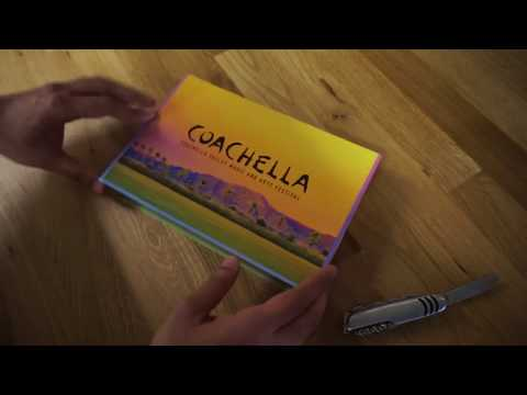 Coachella 2018 VIP - Quick Unboxing