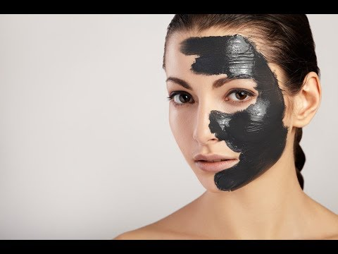 DIY ACTIVATED CHARCOAL MUD MASK